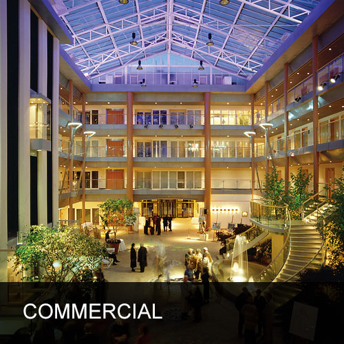 Lighting Design for Commercial Buildings