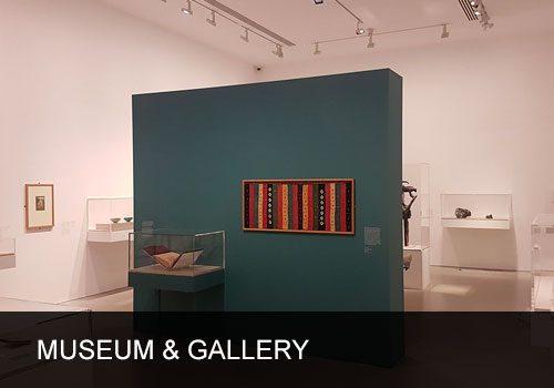 Museum & Gallery Lighting Design
